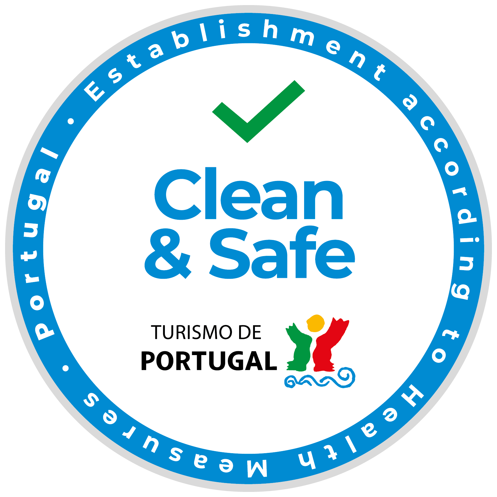 Clean and Safe - Turismo do Algarve
